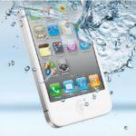 iPhone попал в воду: чего делать не стоит