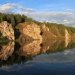 Природные памятники Каменск-Уральского