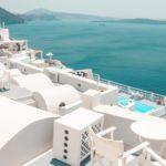 Бархатный сезон на разных островах Греции